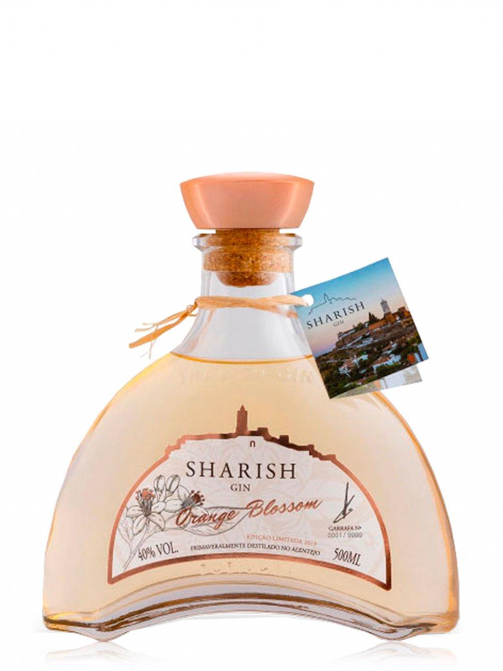 Sharish Orange Blossom Gin 500ml Cerfis Wines