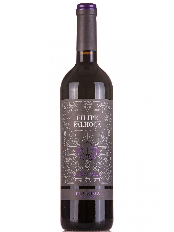 Filipe Palhoca Touriga Naciona 2017 červené víno