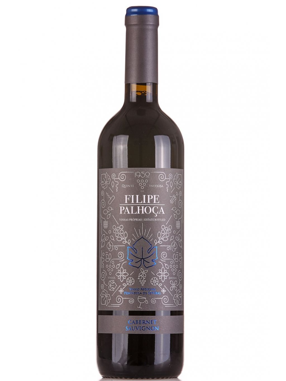 Filipe Palhoca Cabernet Sauvignon 2016 červené víno