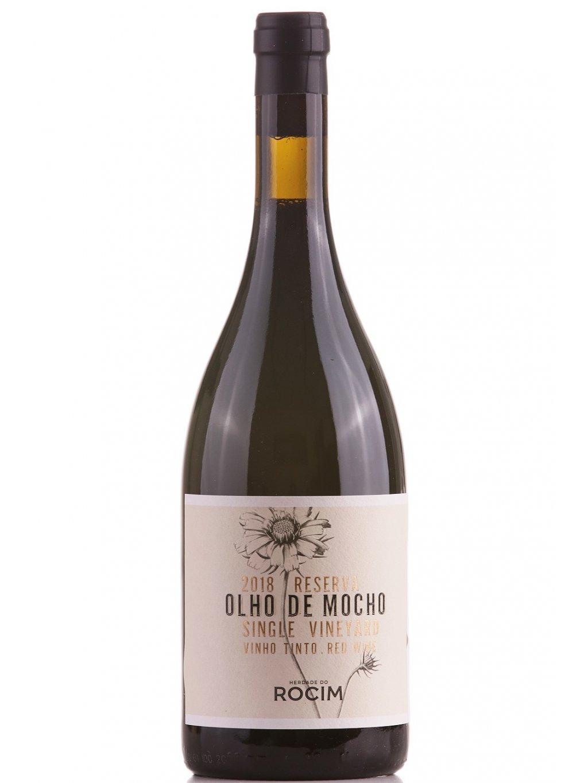 Olho de Mocho Reserva 2018 luxusní červené víno Alentejo