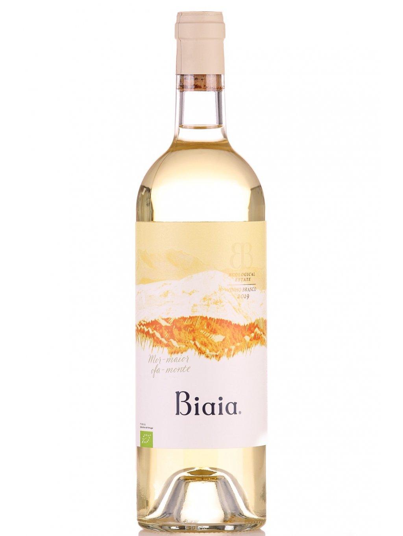 BIO víno Biaia 2019 bílé
