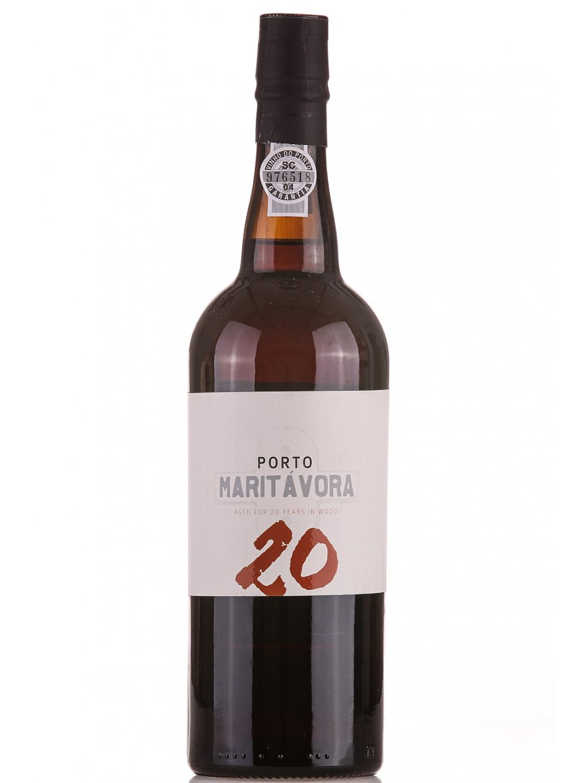 Ulov v akci 20leté portské víno Maritávora