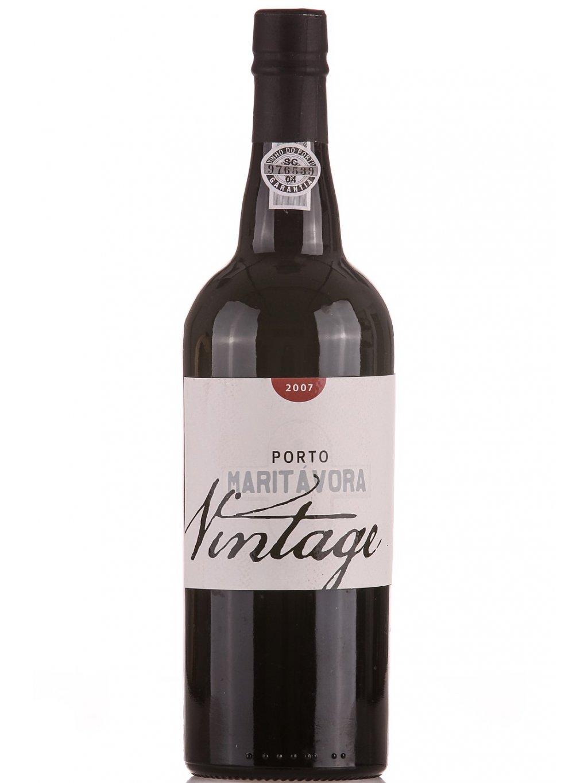 Ulov v akci portské víno Maritávora Vintage 2007