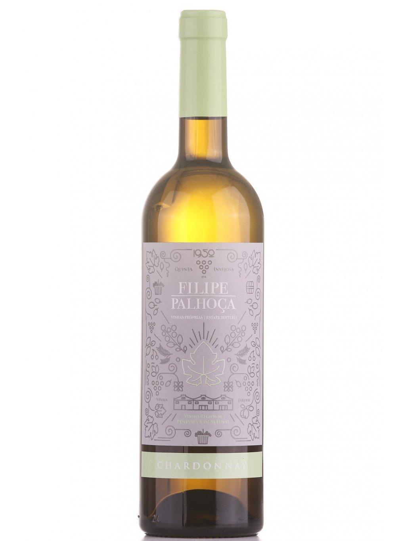 Chardonnay 2020 z Portugalska Filipe Palhoca