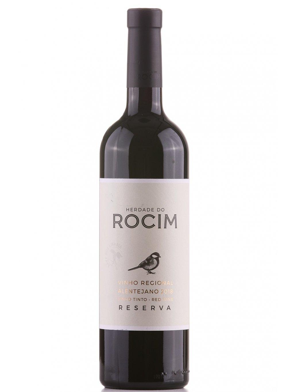 Rocim Reserva 2018 červené víno Alentejo