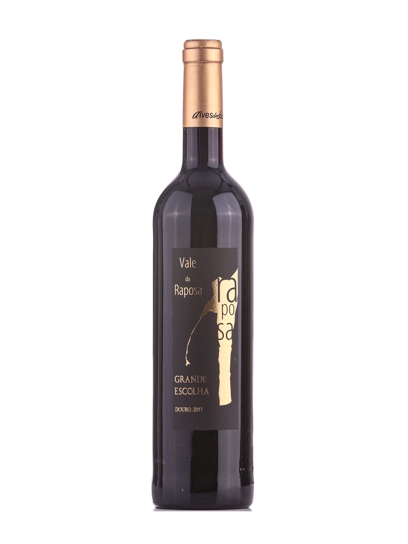 červené víno Raposa Grande Escolha DOC 2015