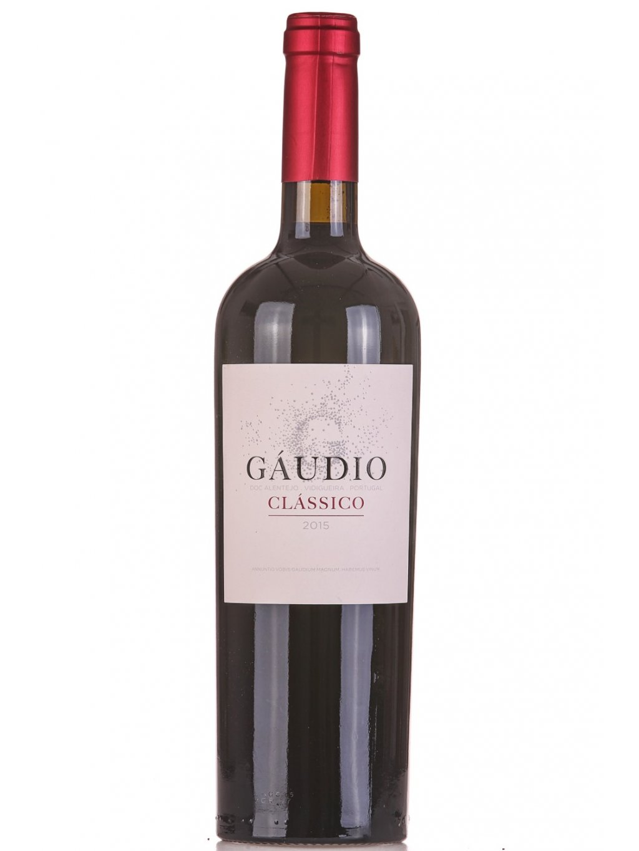 Gáudio Clássico 2015 červené víno