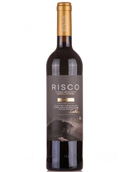 červené víno Risco Reserva 2017