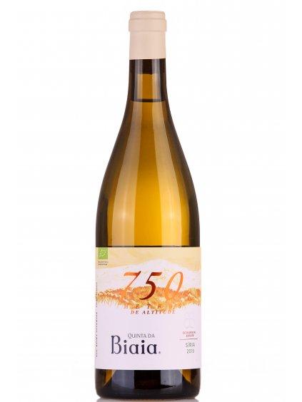 organické víno Biaia 2017