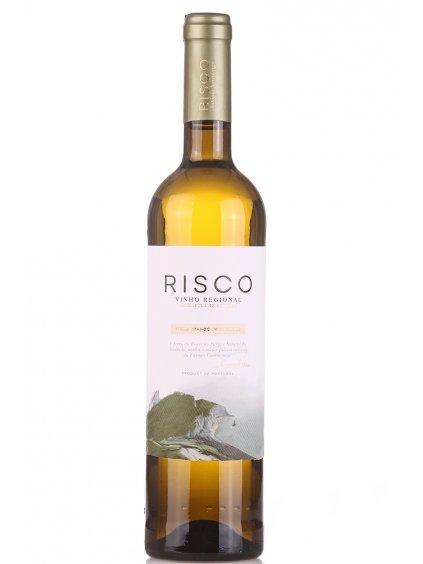 bílé víno Risco 2018