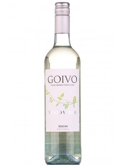 Vinho Verde Goivo 2020 zelené víno