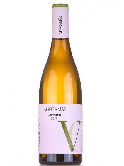 bílé víno Viognier 2017