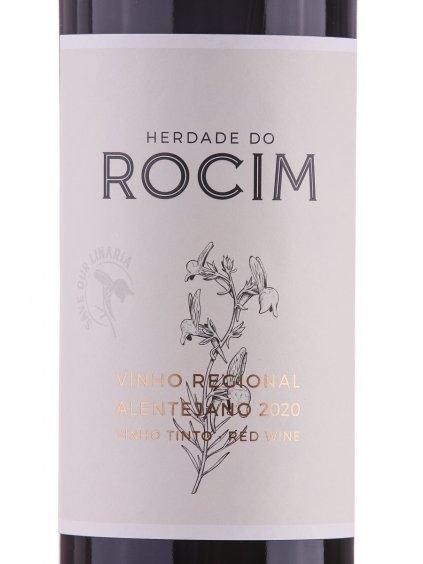 Rocim 2017 červené víno
