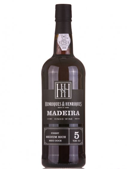 Henriques & Henriques Madeira Medium Rich 5 YO