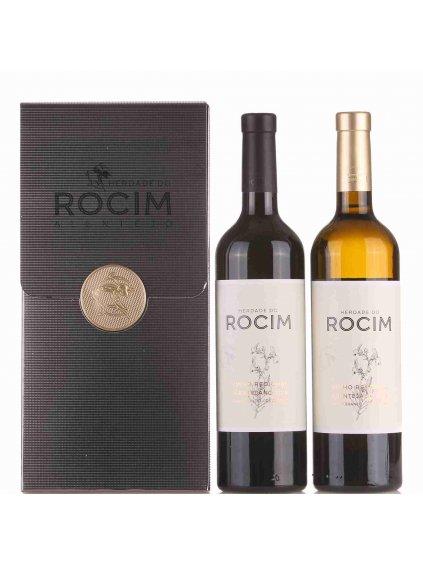 dárková sada vín Rocim Portugalsko