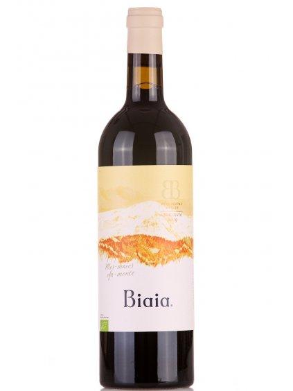 BIO víno Biaia tinto 2019