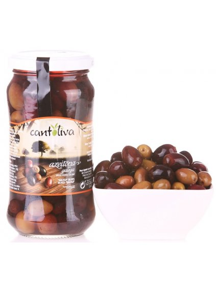 Cantoliva olivy Galega s peckou