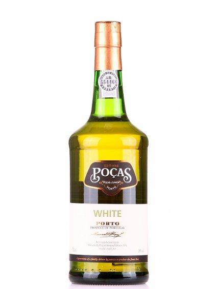 Pocas bílé portské