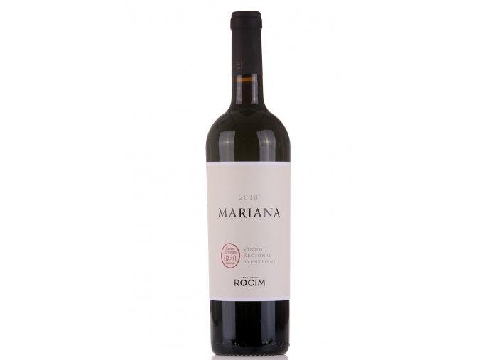 Mariana 2018 červené víno