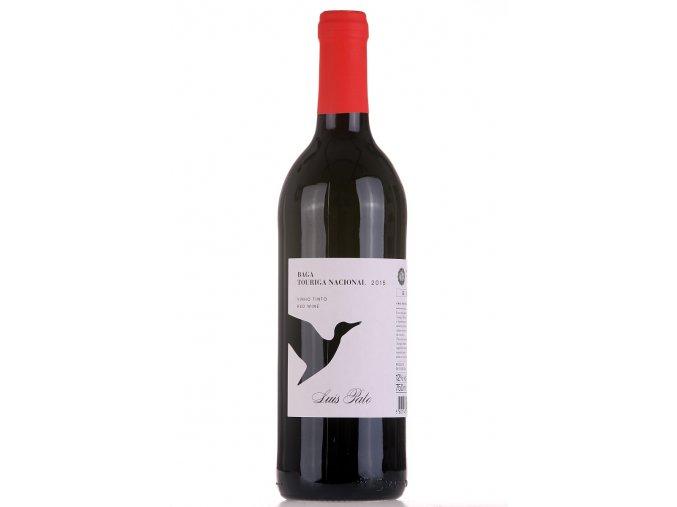 Baga Touriga Nacional 2015 červené víno