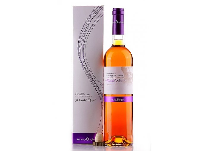 JMF Moscatel D. Soares Franco Private Collection Roxo DOC 2003