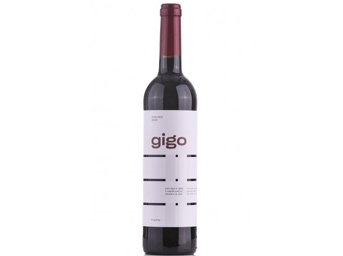 červené víno Gigo Douro DOC 2016