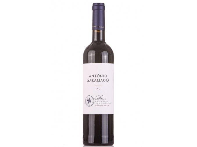 Antonio Saramago 2017 červené víno