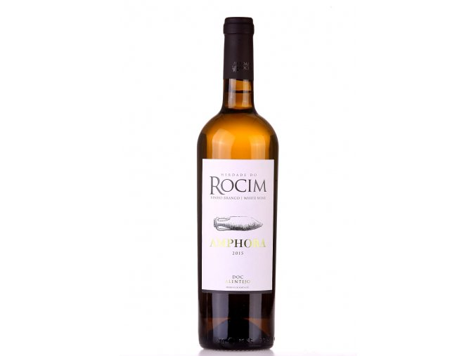 bílé autentické víno Amphora 2015