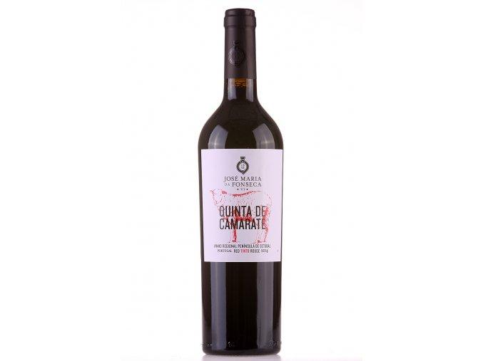 červené víno Quinta de Camarate