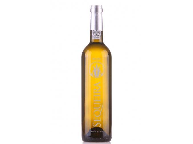 polosuché bílé víno Sequeira DOC 2015