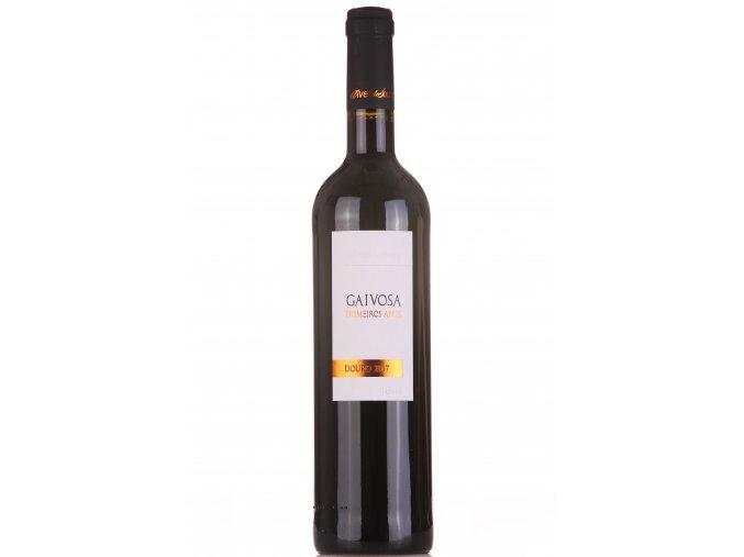 červené víno Gaivosa Primeros Anos DOC 2013