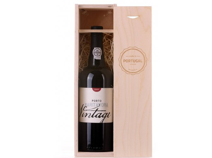 portské víno Maritávora Vintage 2007