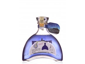 prémiový Gin Sharis Blue Magic z Portugalska