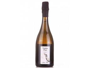Vinha Pan 2015 šumivé víno bez siřičitanů