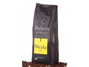 káva z Portugalska značky Nicola