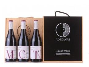 sada odrůdových vín Adega Mae