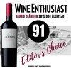 ocenění vína Gáudio Clássico 2014