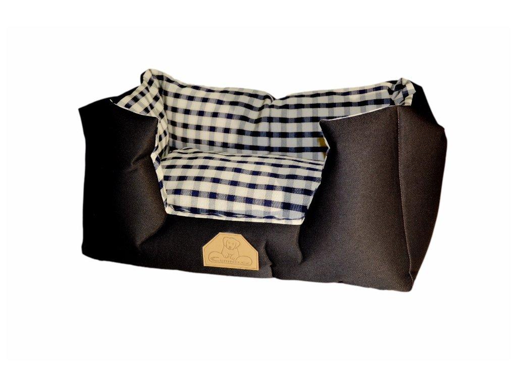 Cerino Pelech malý  Imola S 55x35x27 kostičkovany