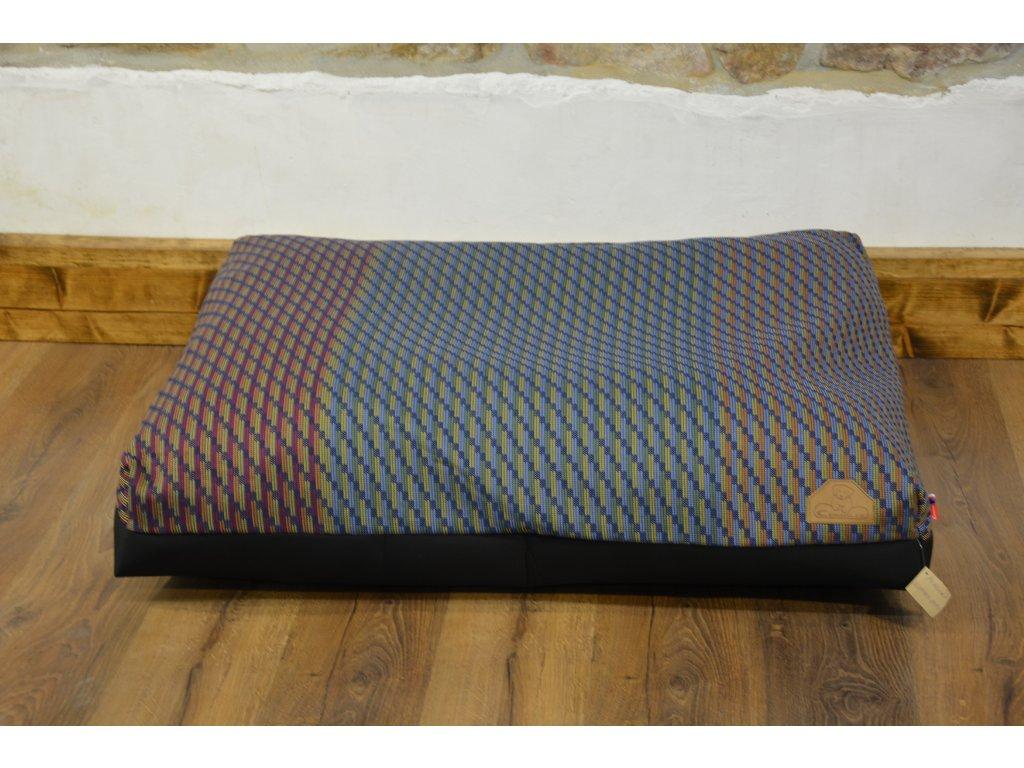Cerino Pelech MODENA 100 x 85 x 15 textilní MULTIBAREVNÝ
