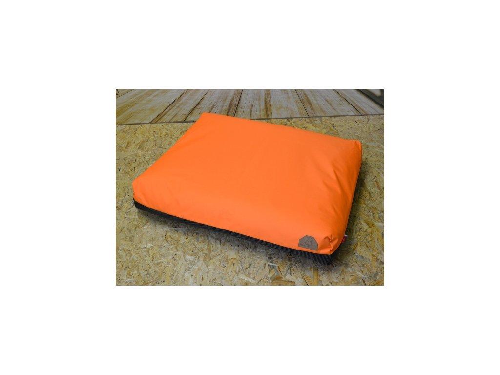 Cerino pelech ModenaC05, 100x85x15, oranžový