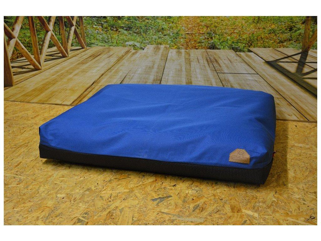 Cerino pelech ModenaC26, 100x85x15, modrá tmavá