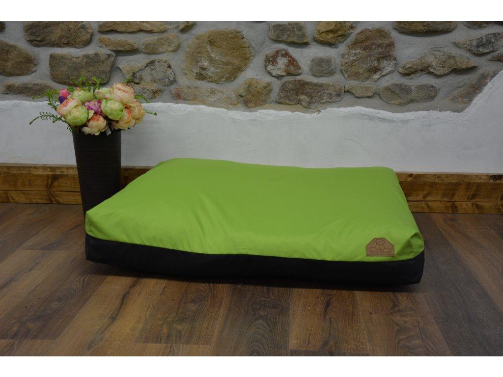 Cerino pelech ModenaC31, 100x85x15 ,limetkově zelená