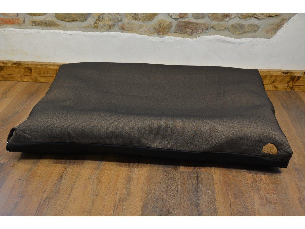 Cerino pelech Ortona 160x120x15, textilní - ZRNĚNÍ