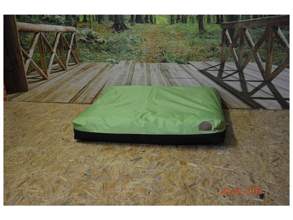 Cerino pelech Ortona 160x120x15, CODURA zelená