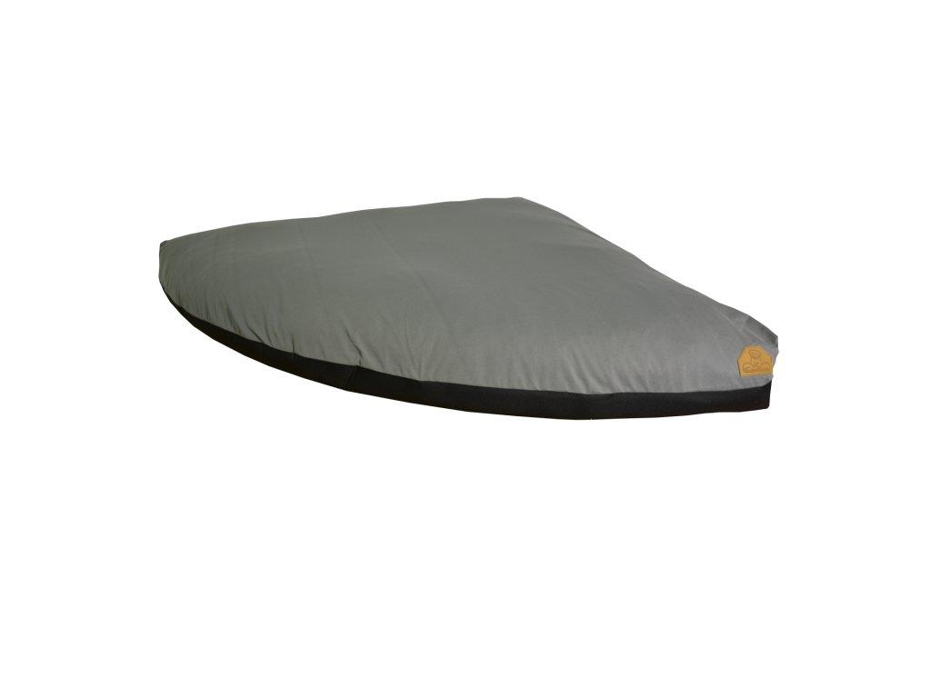 Cerino Rohová matrace M 120cm x 120cm šedá