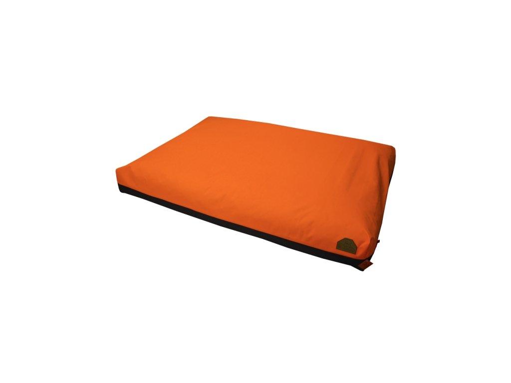 Cerino pelech Verona Codura 140x100x15 oranžový