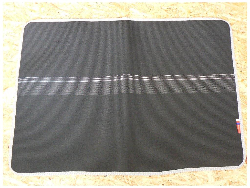 Cerino Cestovní deka pro psy L 114 x 90 mix barev