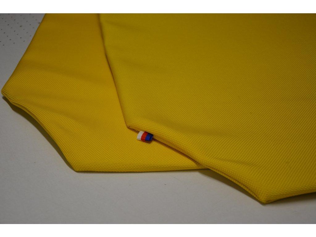 Cerino chránič L - pro velká a obří plemena 120 cm x 120 x 52 cm žlutá a žlutá