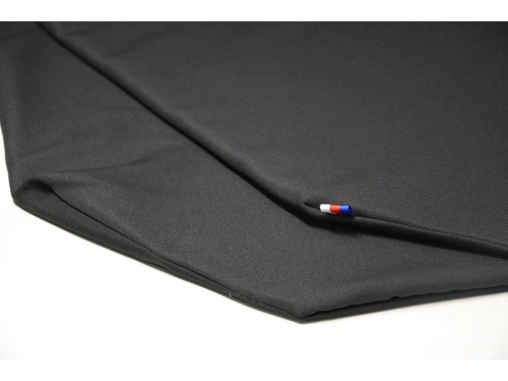 Cerino chránič L - pro velká a obří plemena 120 cm x 120 x 52 cm černá a černá
