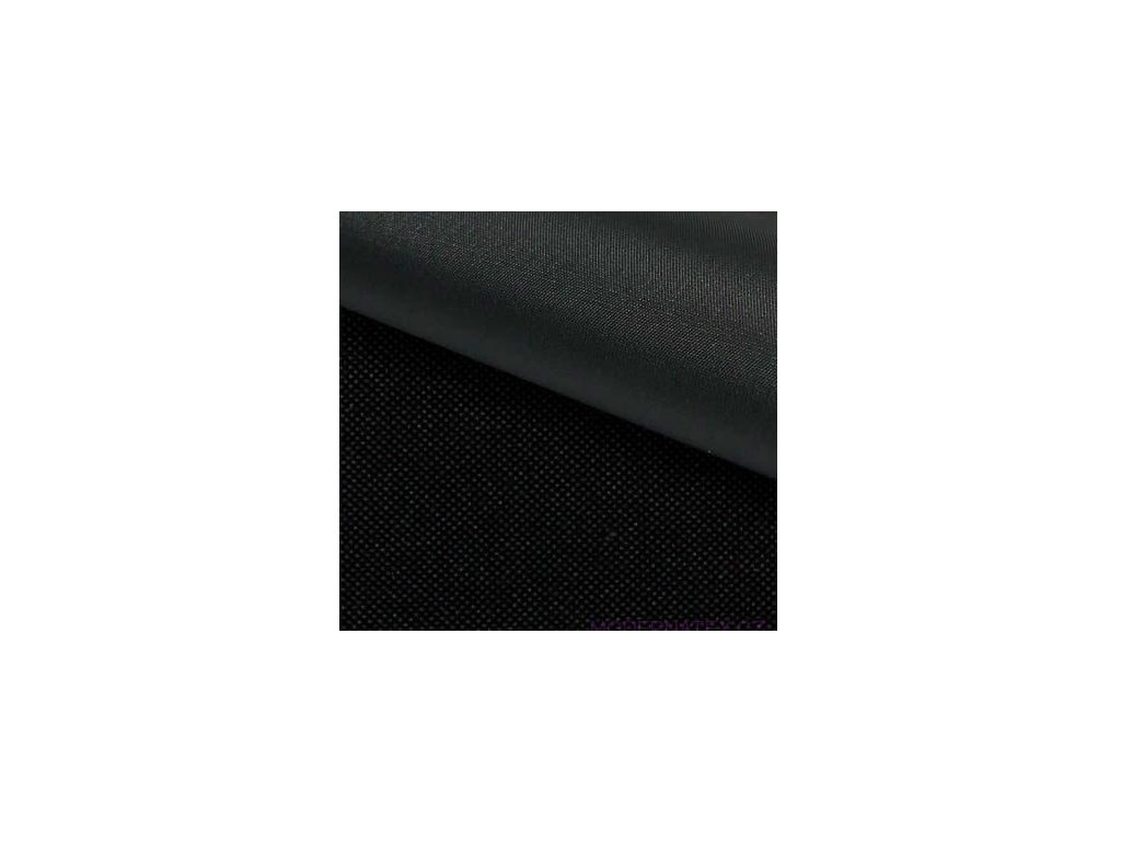 vyr 10137 Vodotesne latky CORDURA 01 cerna
